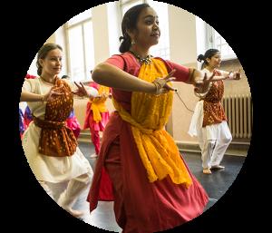 Indischer Tanz – Global Music School